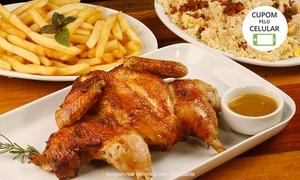 Gallo Carioca - Américas Shopping: Galeto + arroz e acompanhamentos para 2 ou 4 pessoas no Gallo Carioca - 2 endereços