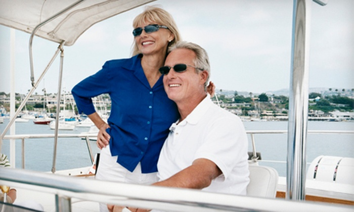 Aventura Sailing Association - Dana Point: $189 for a Five-Week Sailing-Lesson Package with Certification from Aventura Sailing Association (Up to $475 Value)
