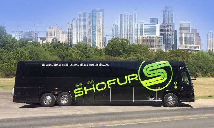 Bus Ticket For One Shofur Groupon