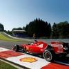 Places pour le GP Spa-Francorchamps