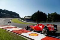 Places debout pour les essais, qualifications et course de Formule 1 Grand Prix de Spa-Francorchamps dès 19,99 €