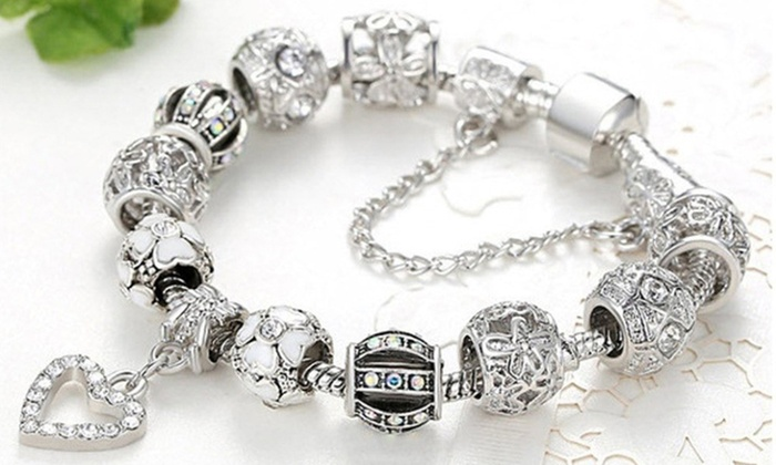 Image result for charm bracelet