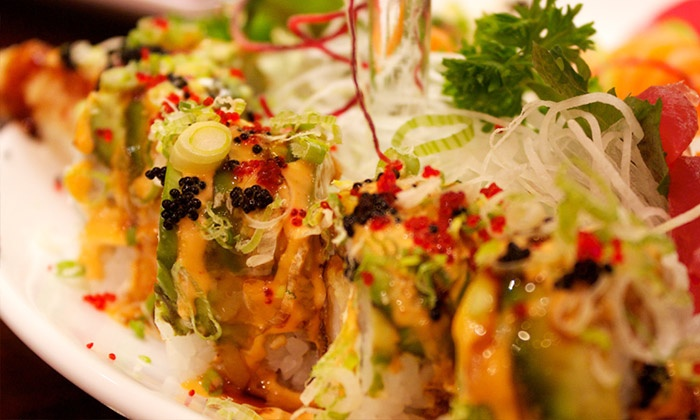 Aodake Sushi & Steak House - Multiple Locations: $15 for $30 Worth of Japanese Cuisine at Aodake Sushi & Steak House
