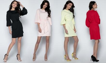 Robe Carlin élégante, mode et glamour