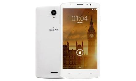 Smartphone Kazam Trooper 450 a 49,90 € con spedizione gratuita