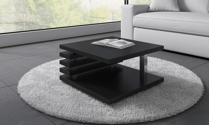 table basse oslo groupon. Black Bedroom Furniture Sets. Home Design Ideas