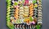 Zestawy sushi na wynos