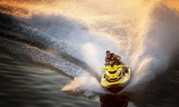 20-, 30- or 60-Minute Jet Ski Tours at Seabreacher Water Sports Training Services