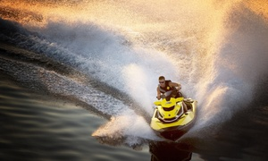 Seabreacher Water Sports Training Services: 20-, 30- or 60-Minute Jet Ski Tours at Seabreacher Water Sports Training Services