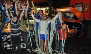 $23 for Batting-Cage and Arcade at Putt Putt Entertainment at Putt Putt Entertainment, plus 6.0% Cash Back from Ebates.