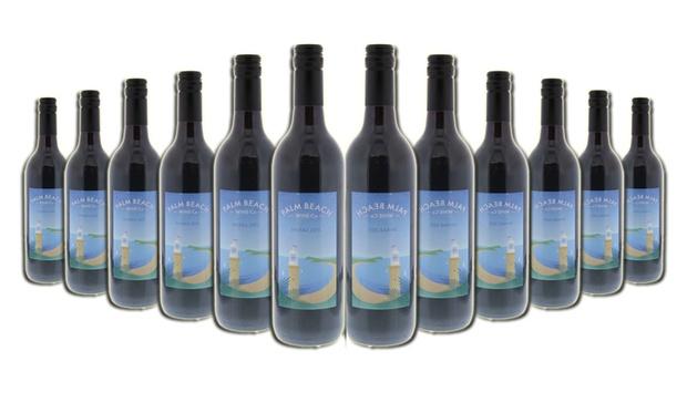Palm Beach Wine Co Shiraz