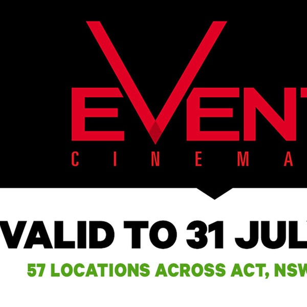 7bf5264dbd2b Event Cinemas - From  13.50 - Hornsby