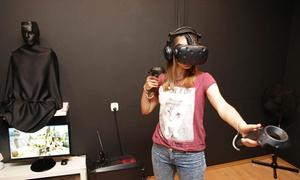 Cybersowa: Wirtualna rzeczywistość: 15-minutowa sesja VR z instruktażem i więcej dla 2 osób za 10,99 zł, a także inne opcje