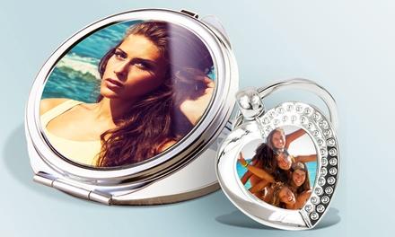 Foto portachiavi e specchietti a 3,99euro