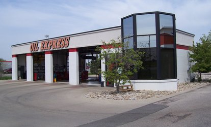 Up to 27% Off Oil Changes at Oil Express