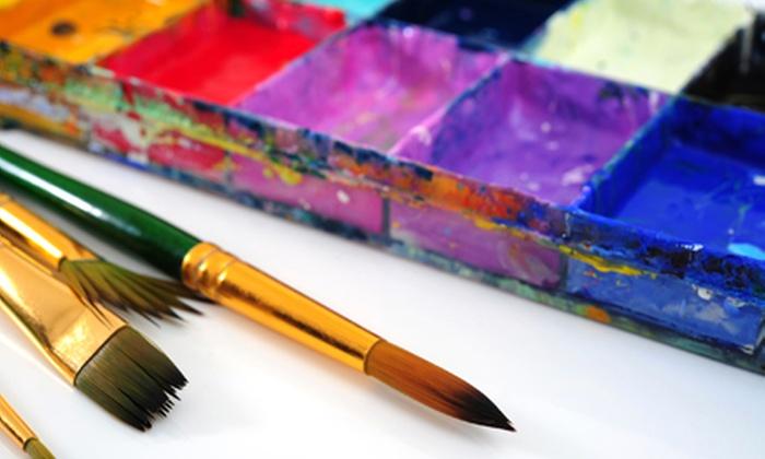 Heidi Wyckoff Watercolors - Alameda: $25 for $50 Worth of Products at Heidi Wyckoff Watercolors