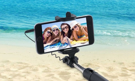 1 o 2 mini palos para selfie Senji en dos colores a elegir