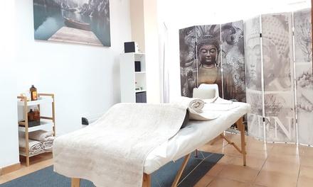 1  masajes a elegir en B&S Quiromasaje Deportivo y Osteopatía (hasta 55% de descuento)