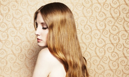 Keratin Treatment or Express Blowout from Christal Calvillo at Body Trends Salon, Spa & Boutique (Up to 78% Off)