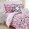 Lisse Garden Reversible Comforter and Sheet Set (7- or 9-Piece)