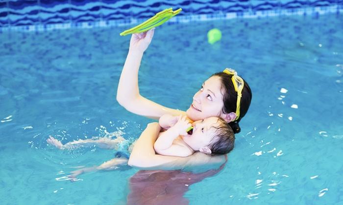 Aqua Tots - Queen Creek: $49 for Four Swim Lessons at Aqua Tots ($94 Value)