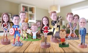 Tangsem, LLC: Personalisierte Bobblehead-Figur als Single, Paar oder Familie von Yes Bobbleheads (bis zu 64% sparen*)