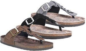 Muk Luks Marsha Women's Strap Sandals