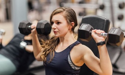 One-Month Membership with Unlimited Women's Fitness Classes or 10 Fitness Classes at Figures (Up to 62% Off)