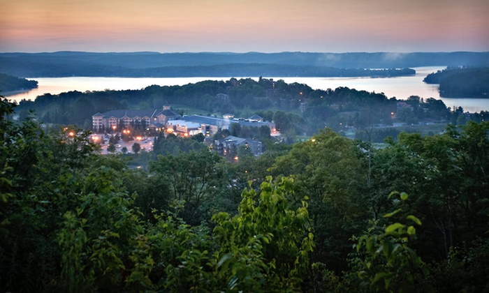 Deerhurst Resort - Huntsville: One-Night Stay for Two at Deerhurst Resort in Muskoka Lakes, ON