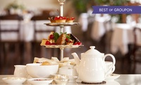 Afternoon Tea with Optional Glass of Strawberry Wine for Two at Glendoick Garden Centre (Up to 25% Off)