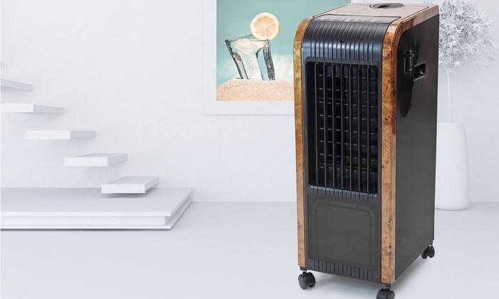 refroidisseur d 39 air 6 en 1 groupon. Black Bedroom Furniture Sets. Home Design Ideas