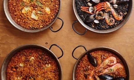 Menú de arrocería para 2 o 4 con entrante, principal, postre y bebida en Restaurante Sa Goleta