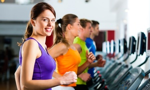 Get Fit Health Club: One-Month Basic or VIP Gym Membership at Get Fit Health Club (Up to 67% Off)