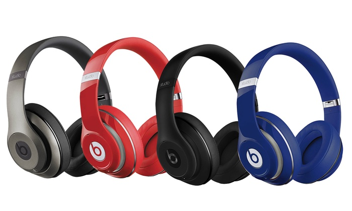 Groupon Goods Global GmbH: Beats by Dr Dre Studio 2.0 Wireless Headphones for £249 (17% Off)