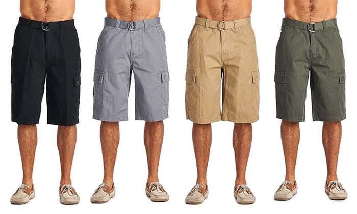 One Tough Brand Men's Cargo Shorts