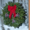 Fresh Cut Fraser Fir Holiday Wreath