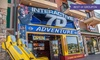 Up to 49% Off Rides at 7D Dark Ride Adventure