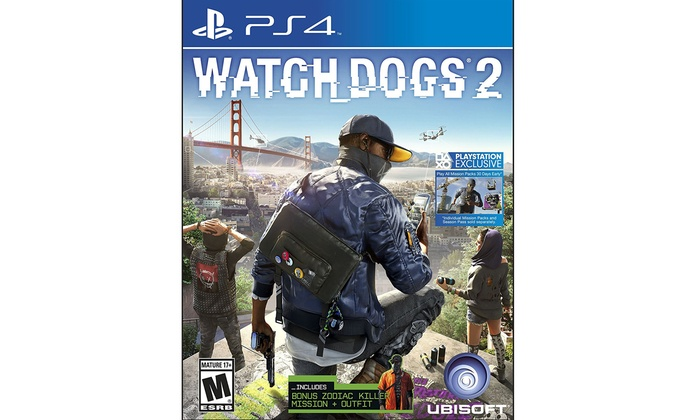 Watch Dogs 2 Official Playstation Store Pre Order: Watch Dogs 2