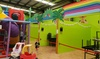 Play Centre Entry with Drink