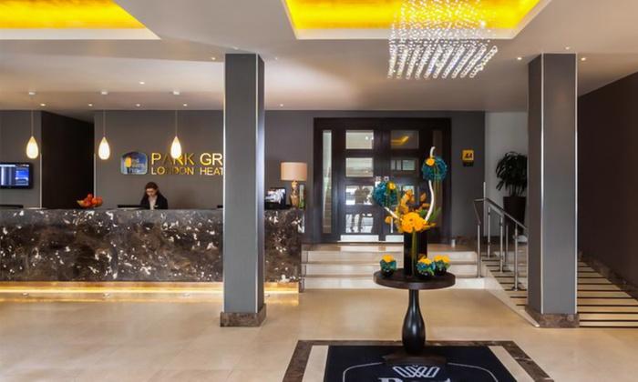 Park Grand Hotel Hounslow Buffet