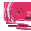HerStyler Super Set with Three-Piece Curling Wand and Straightener