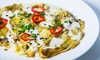 31% Off Middle Eastern Cuisine at The Hummus Bar & Grill