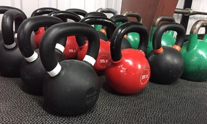 CrossFit 47: Four Weeks of Unlimited Strength and Conditioning Classes from The Body Shop / CrossFit 47 (50% Off)