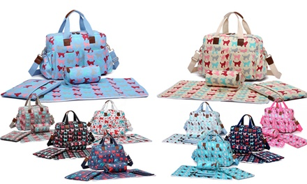 Miss Lulu Travel Baby Bag Set