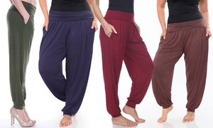 Women's Harem Pants Sizes Small–3XL at Women's Harem Pants Sizes Small–3XL, plus 9.0% Cash Back from Ebates.