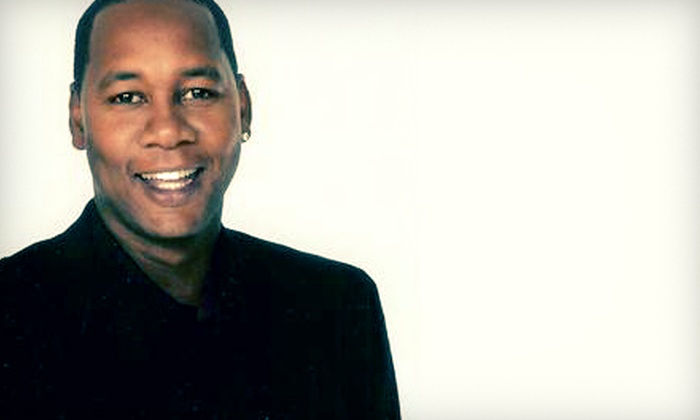 Mark Curry - West Valley City: Mark Curry Standup-Comedy Show for Two on August 1–3 at Wiseguys Comedy ($40 Value). Five Performances Available.