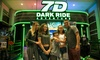 7d Dark Ride Adventure Up To 50 Off Orlando Fl Groupon