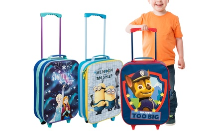Kids CharacterThemed Luggage for £13
