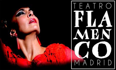 1, 2 o 4 entradas al espectáculo 'Emociones' del 12 al 18 de febrero desde 12,95 € en Teatro Flamenco Madrid