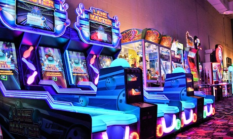 Three-Hour Power Play! Package for One, Two, or Four People at Laser Ops Extreme Gaming Arcade (Up to 40% Off)